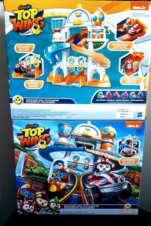 Nick jr. Top Wing Sets
