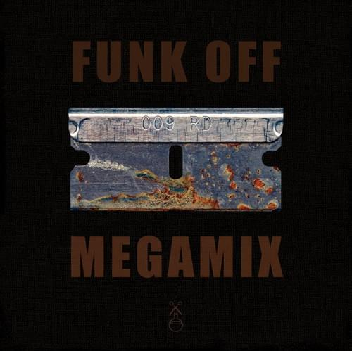 Funk Off Megamix Vinyl LP - LIMITED 1000