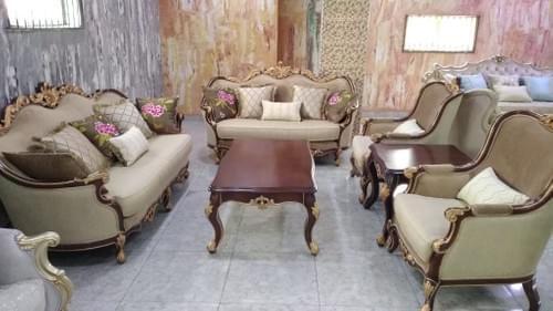 Classic Royal Luxury Sofa