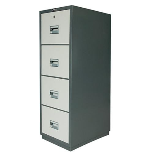 Fire Proof Cabinet - 4 Drawers