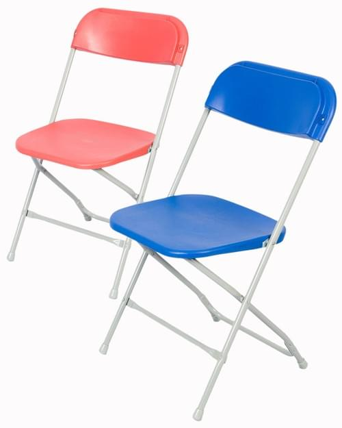 Plastc folding chair