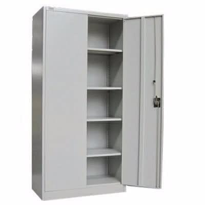 Metal Book Shelf Cabinet