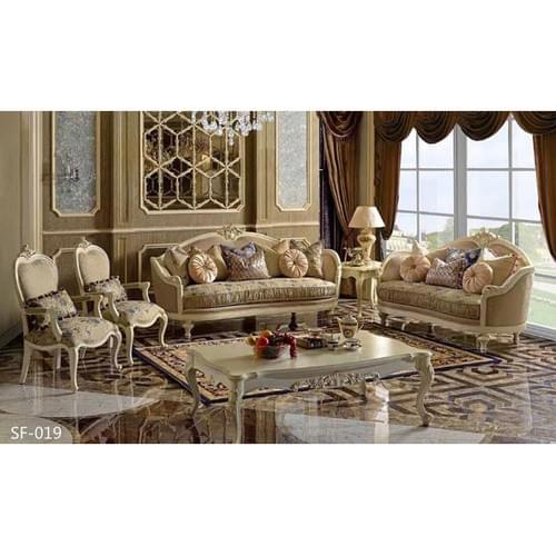 Classic Luxury Royal Sofa - V12 - swipe for pictures, select using point-down-arrow