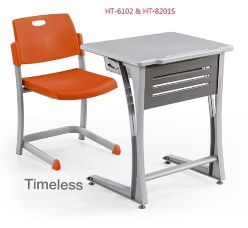Classroom chair - single-seater-unit