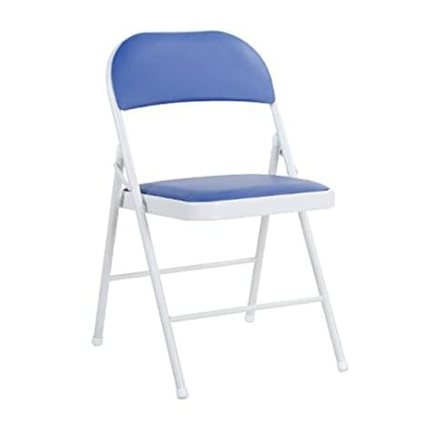Folding Chair with cushion, training chair