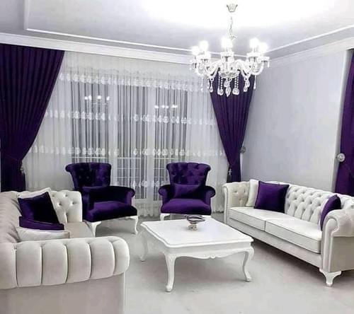 White Luxury Chair - A200