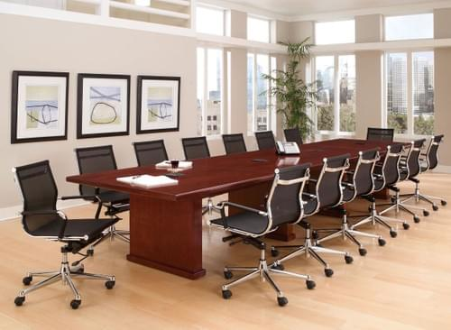 Modern Conference Table - 14 to 16 Seaters