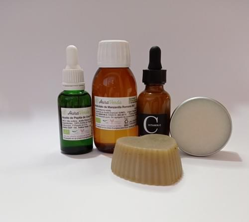 Pack Doble limpieza facial ecológica