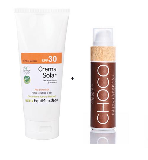 Pack Solar Choco COCOSOLIS