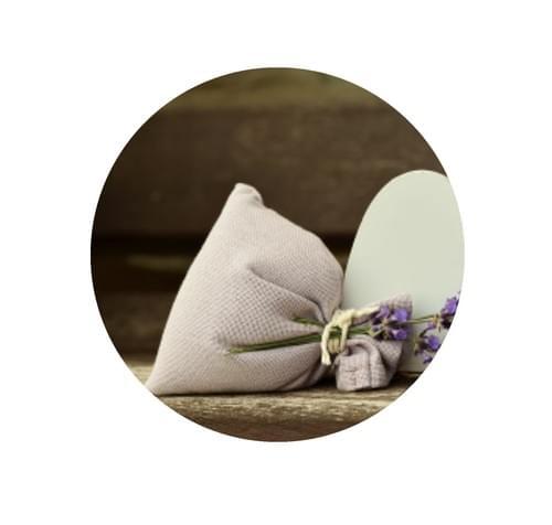 Saquitos  flores de Lavanda bio
