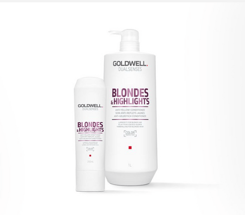 Dual Senses Blondes & Highlights Color Conditioner