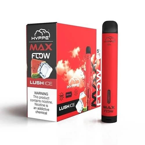 Hyppe Max Flow 2000 Puffs Disposable Vape