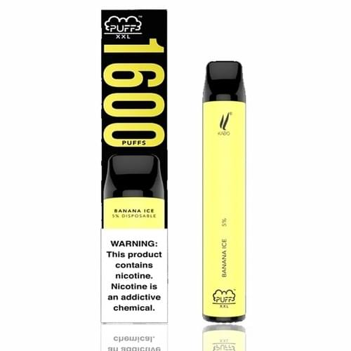 Puff Bar XXL 1600 Puffs Disposable Vape 2 1 1 1 1