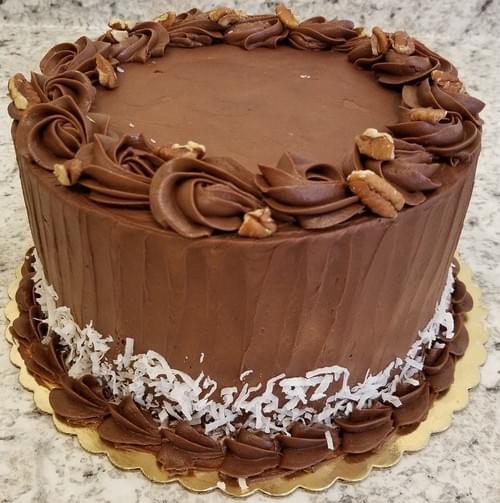 "8"" Round Bakery Cakes"