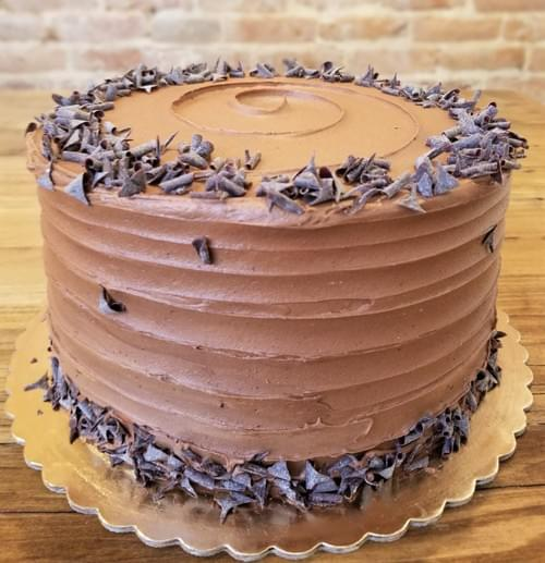 "6"" Round Gluten Free Bakery Cakes"