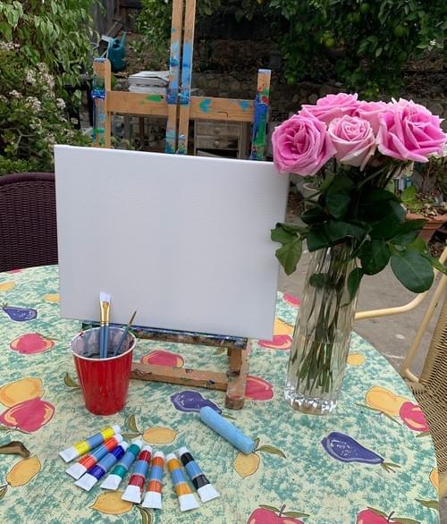 Paint Jam Sign Up