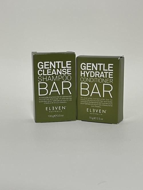 Eleven - Shampoo and Conditioner Bars