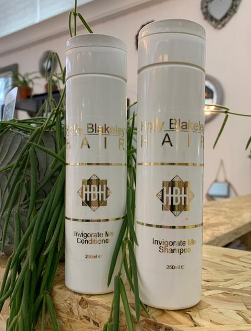 Invigorate Me Shampoo and Conditioner