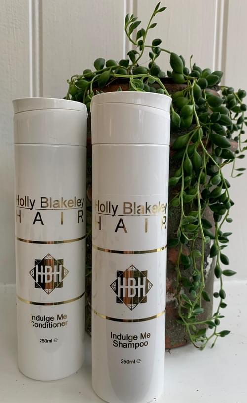 Indulge Me Shampoo and Conditioner