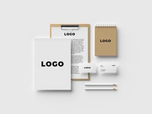 Logo Design with Brand Guide