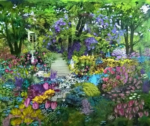 Garden of Peace SOLD