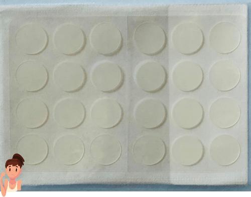 5S3C Silk Fibroin Acne Patch Refill