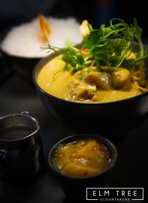 Indian Madras Vegetarian Curry