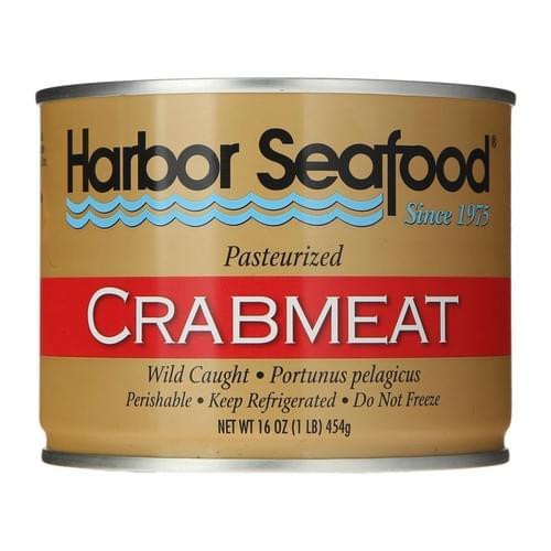 Pasteurized Crabmeat | 巴氏杀菌即食蟹肉 454G