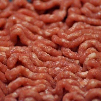 PORK MINCED | 猪肉碎 500G
