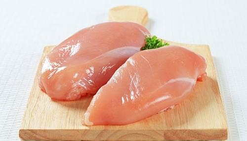 CHICKEN BREAST SKINLESS | 无皮鸡胸肉 (巴西) 2.5KG