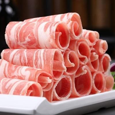 MUTTON SHABU | 涮羊肉片