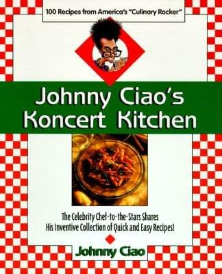 KONCERT KITCHEN BOOK