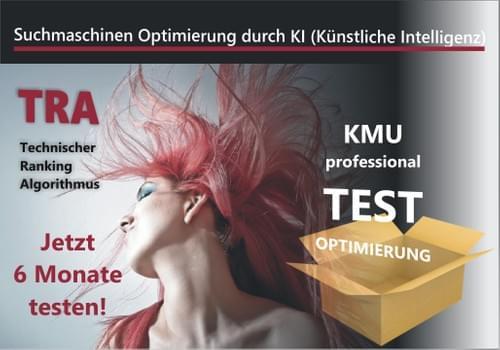 TRA Software KI 25 Test