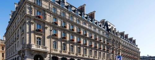 Hilton Opera Paris & son voyage dans le temps...