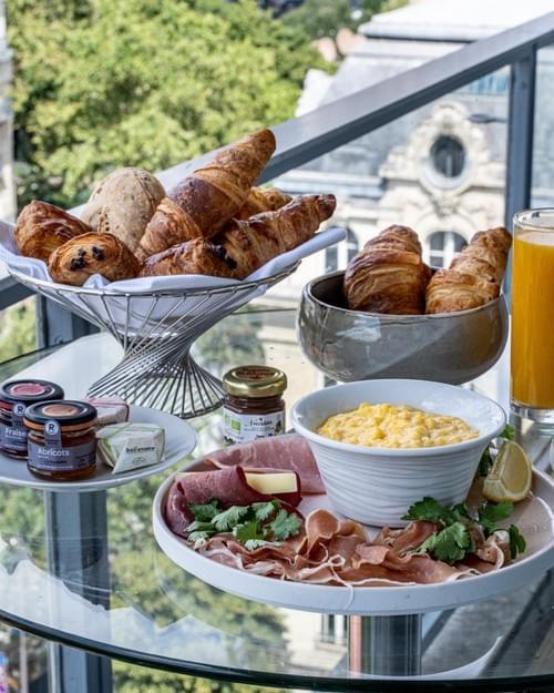 Brunchs Pullman Paris Tour Eiffel | Tous les dimanches de 12H00 à 15H00