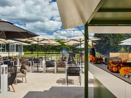 Mercure chantilly Resort & sa «green» déconnexion