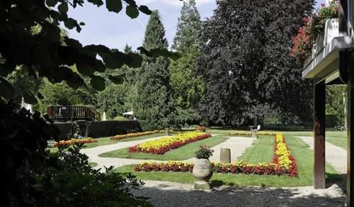 Hôtellerie du Bas Bréau & sa nature infinie