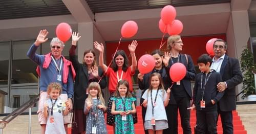 Le Ballon Rouge sur 3 jours :  la crèche du Marché du Film