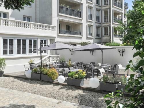 La villa Saint-Cloud & son charme d'antan