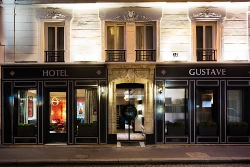 Hôtel Gustave Paris & ses empreintes de poésie...