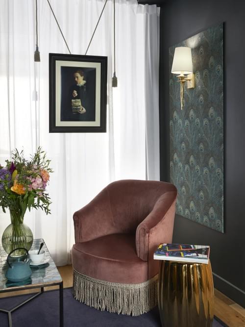 Hôtel Taylor Paris & son aventure colorée !