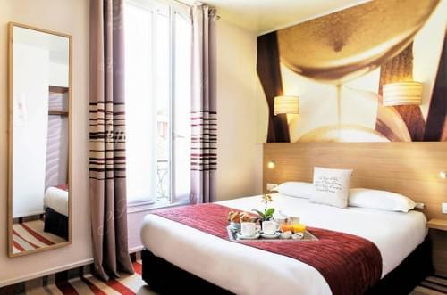 Hôtel Arina Montparnasse & son élégance intemporelle