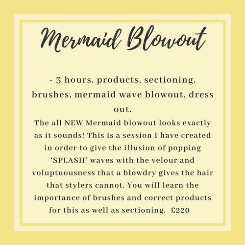 Mermaid Blowout