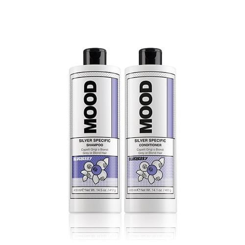 Mood Silver Shampoo & Conditioner Set