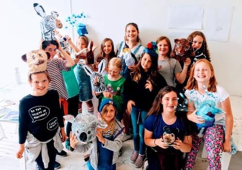 Summer 2021 Children's Holiday Weeks