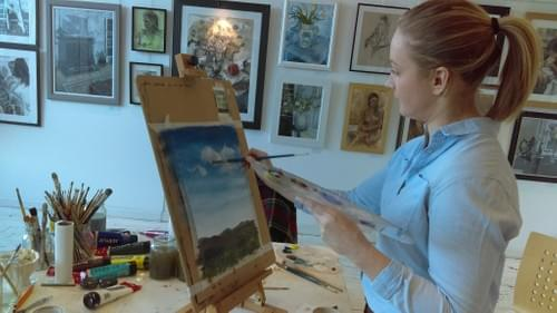 Adult Art Course: Autumn Term 2020| September 14th 2020 | 8 Weeks |
