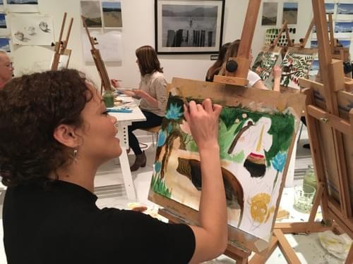Adult Art Course: Autumn Term 2021|September 20th 2021 | 10 Weeks |