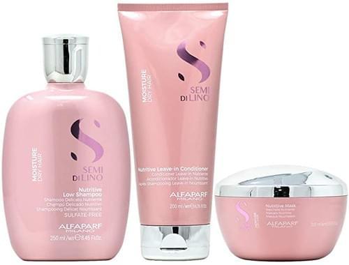 SPECIAL OFFER with FREE shampoo: Alfaparf Moisture Set
