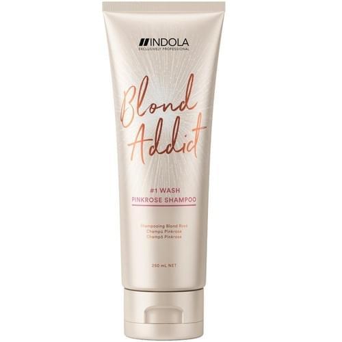 Blond Addict - Pink Rose Toning Shampoo