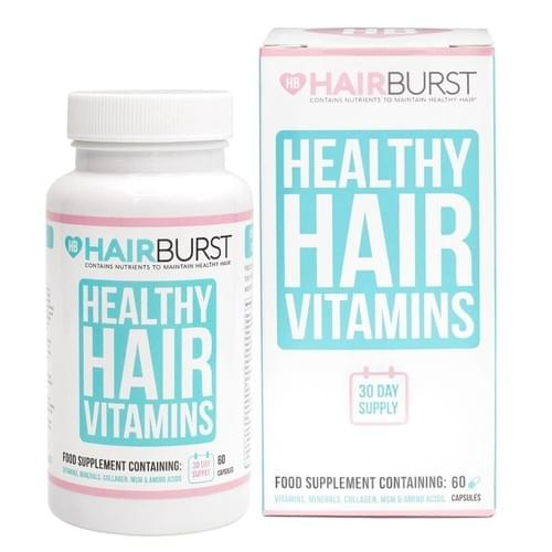 Hairburst Vitamins - Growth and Condition